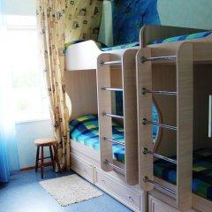 Хостел 8 Этаж Кровать в общем номере двухъярусные кровати фото 4