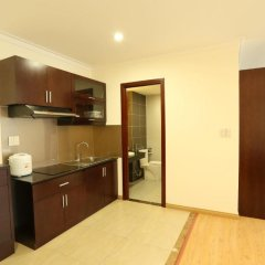 Апартаменты Song Hung Apartments Улучшенные апартаменты с различными типами кроватей фото 19
