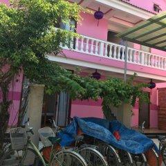 Отель Pink House Homestay спортивное сооружение