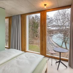 Youth Hostel Bern Стандартный номер с 2 отдельными кроватями фото 9