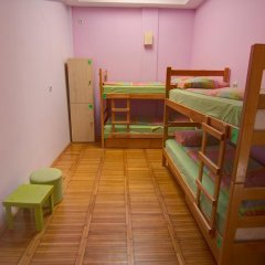 Manga Hostel Стандартный номер с различными типами кроватей (общая ванная комната) фото 10