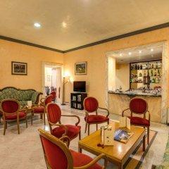 Отель San Remo Рим гостиничный бар