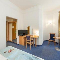Novum Hotel Golden Park Budapest 4* Стандартный номер с двуспальной кроватью фото 3