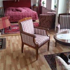 Hotel Postgaarden 3* Улучшенный номер с двуспальной кроватью фото 7