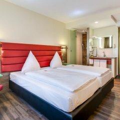 NOVINA HOTEL Wöhrdersee Nürnberg City 4* Номер Комфорт с различными типами кроватей фото 5