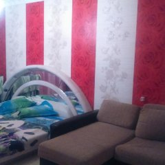 Гостиница Raiskiy Ugolok Na Prazhskoy комната для гостей фото 3