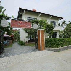 Отель Hoi An Red Frangipani Villa парковка