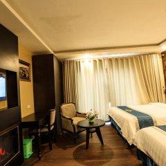 Sapa Mimosa Hotel 2* Стандартный номер с различными типами кроватей фото 3