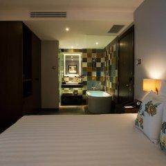 Silverland Sakyo Hotel & Spa 4* Номер Делюкс фото 13