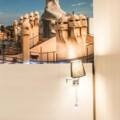 Отель Hostal BCN Ramblas Испания, Барселона - отзывы, цены и фото номеров - забронировать отель Hostal BCN Ramblas онлайн комната для гостей фото 2