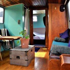 Отель Floating B&B Amsterdam Нидерланды, Амстердам - отзывы, цены и фото номеров - забронировать отель Floating B&B Amsterdam онлайн комната для гостей фото 5