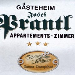 Отель Gasteheim Prantl Хохгургль спортивное сооружение