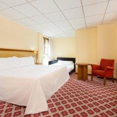 Отель Tryp Vielha Baqueira Стандартный номер с различными типами кроватей