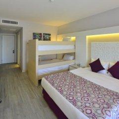 Sunmelia Beach Resort Hotel & Spa Турция, Чолакли - 3 отзыва об отеле, цены и фото номеров - забронировать отель Sunmelia Beach Resort Hotel & Spa - All Inclusive онлайн комната для гостей фото 9