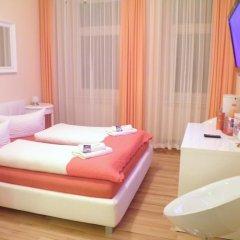 Отель City Guesthouse Pension Berlin 3* Стандартный номер с двуспальной кроватью фото 3