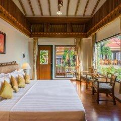 Отель Chaba Cabana Beach Resort 4* Вилла Делюкс с различными типами кроватей фото 5