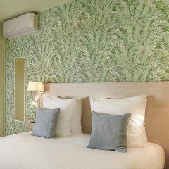 Отель Hôtel Du Centre 2* Стандартный номер с различными типами кроватей фото 6