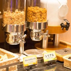 Hotel Hokke Club Asakusa питание