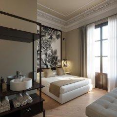 Отель Hostal Central Barcelona Стандартный номер с различными типами кроватей фото 10