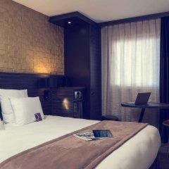 Hotel Mercure Paris Porte de Pantin Стандартный номер с различными типами кроватей фото 2