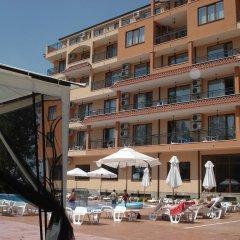Отель Happy Aparthotel&Spa пляж