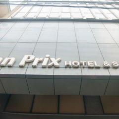 Отель Gran Prix Manila Филиппины, Манила - 1 отзыв об отеле, цены и фото номеров - забронировать отель Gran Prix Manila онлайн бассейн
