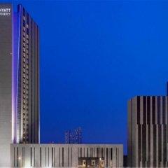 Отель Hyatt Regency Tianjin East комната для гостей фото 4