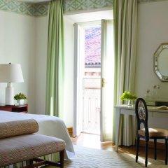 Four Seasons Hotel Milano 5* Представительский люкс с различными типами кроватей фото 8