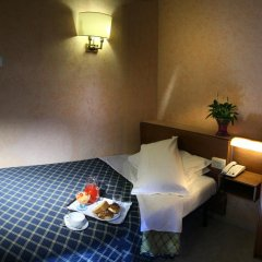 Hotel Delle Muse 3* Стандартный номер с различными типами кроватей фото 2