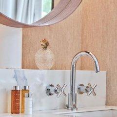 Отель Rue du Louvre - Luxury apartment Франция, Париж - отзывы, цены и фото номеров - забронировать отель Rue du Louvre - Luxury apartment онлайн ванная фото 2