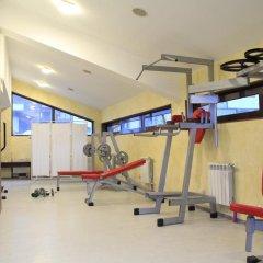 Апартаменты Ski & Holiday Self-Catering Apartments Fortuna фитнесс-зал