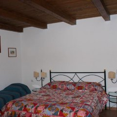 Отель L'Infinito комната для гостей фото 2