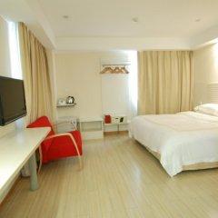 Overseas Chinese Friendship Hotel 3* Стандартный номер с различными типами кроватей фото 7
