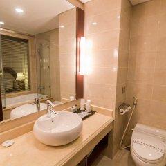 Saigon Halong Hotel 4* Улучшенный номер с 2 отдельными кроватями фото 6