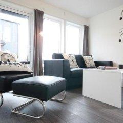Отель Flotmyrgården Apartment Hotel Норвегия, Гаугесунн - отзывы, цены и фото номеров - забронировать отель Flotmyrgården Apartment Hotel онлайн интерьер отеля фото 2