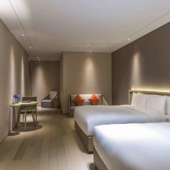 Отель Novotel Shanghai Clover 4* Студия с различными типами кроватей