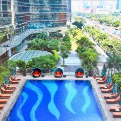 Отель Fraser Suites Guangzhou Китай, Гуанчжоу - отзывы, цены и фото номеров - забронировать отель Fraser Suites Guangzhou онлайн бассейн фото 2