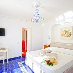 Отель Villa Duchessa d'Amalfi Конка деи Марини комната для гостей фото 2