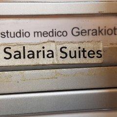 Отель Salaria Luxury Suites Италия, Рим - отзывы, цены и фото номеров - забронировать отель Salaria Luxury Suites онлайн спа