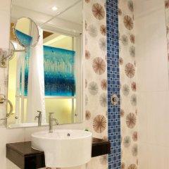 Отель Patong Terrace 3* Стандартный номер с различными типами кроватей фото 7