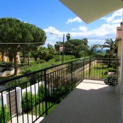 Отель Villa Costa del Sole Аренелла балкон