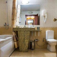 Отель Plaza Hotel Болгария, Варна - отзывы, цены и фото номеров - забронировать отель Plaza Hotel онлайн ванная фото 2