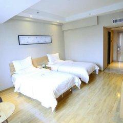 Отель Insail Hotels Railway Station Guangzhou 3* Номер Бизнес с различными типами кроватей фото 5
