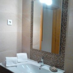Отель casa do alpendre de montesinho ванная