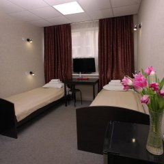 Гостиница Мария 2* Стандартный номер с различными типами кроватей фото 18