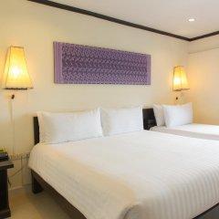 Отель Golden Tulip Essential Pattaya 4* Улучшенный номер с различными типами кроватей фото 29