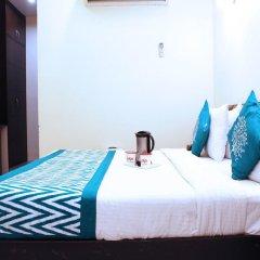 Отель Oyo 2082 Dwarka 3* Стандартный номер с различными типами кроватей фото 2