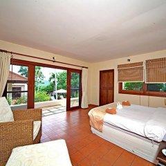 Отель Summitra Pavilion Villa No. 9 комната для гостей фото 2