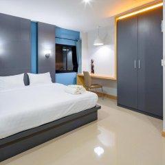 Отель Phoomjai House 3* Улучшенный номер с различными типами кроватей фото 14