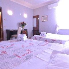Отель Anacapri 2* Стандартный номер с различными типами кроватей фото 5